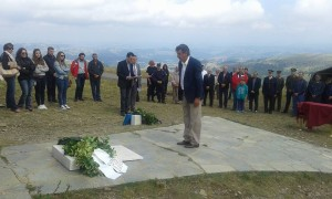 Πραγματοποιήθηκε η καθιερωμένη εκδήλωση μνήμης και τιμής στους θανόντες κατά τον Ελληνοϊταλικό πόλεμο 1940-41 στο Μνημείο Πεσόντων στην «ΑΝΝΙΤΣΑ»