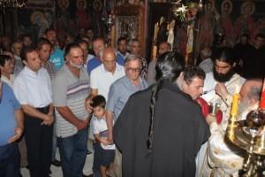 Βίντεο: Ιστορική πανηγυρική Θεία Λειτουργία στο μοναστήρι του Οσίου Νικάνορος στη Ζάβορδα