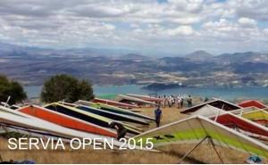 29ο Πρωτάθλημα Αιωροπτερισμού «ΣΕΡΒΙΑ OPEN 2015», από 22 έως 30 Αυγούστου