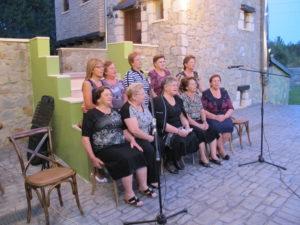 Χορωδία γυναικών Κρανιάς