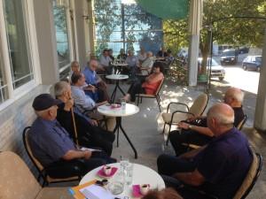 Επισκέψεις υπ. Βουλευτή Γρεβενών, Τιμολέοντα Κοψαχείλη σε χωριά των Γρεβενών την Τρίτη, 15/9/2015 – Διάλογος με τους πολίτες