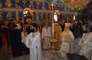Τελέσθηκαν από τον Σεβασμιώτατο Μητροπολίτη Γρεβενών κ. Δαβίδ τα Εγκαίνια του Ιερού Ναού του Αγίου Μηνά (φωτογραφίες)
