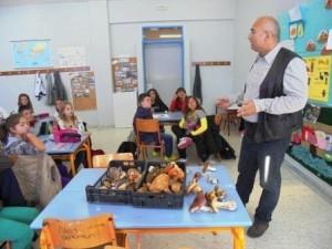 """Με """"Ετικέτα Ποιότητας"""" από την Εθνική Υπηρεσία του etwinning βραβεύτηκε το πρόγραμμα """"The world of mushrooms"""" η Ε΄ τάξη του 2ου Δημοτικού Σχολείου Γρεβενών"""