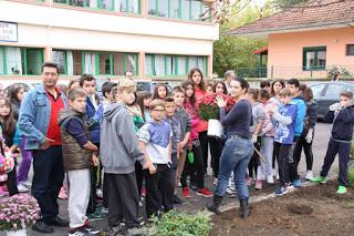 Δράσεις της περιβαλλοντικής εβδομάδας στο 4ο 12/Θ Ολοήμερο Δημοτικό Σχολείο Γρεβενών (φωτογραφίες)