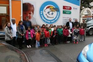 Ολοκληρώνεται η δράση προληπτικής ιατρικής/ οδοντιατρικής «ΙΠΠΟΚΡΑΤΗΣ» του Οργανισμού «Το Χαμόγελο του Παιδιού» σε συνεργασία με τον Δήμο Γρεβενών