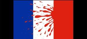 Ο Αρκάς για τις επιθέσεις στο Παρίσι -Μία γαλλική σημαία που «αιμορραγεί» [εικόνα]