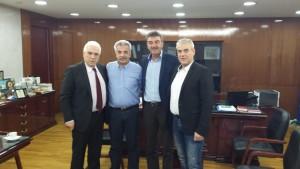 Συνάντηση Βουλευτή και Δημάρχου Γρεβενών στο Υπουργείο Δημόσιας Τάξης