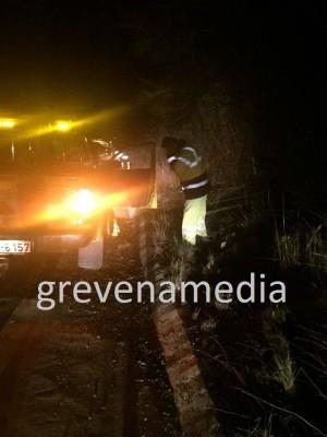 Βίντεο & φωτογραφίες από το Θανατηφόρο τροχαίο στην Εγνατία Οδό μετά τα Γρεβενά