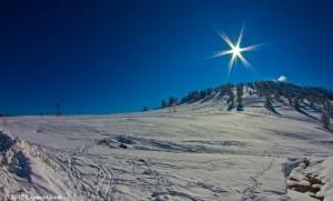 Σε λειτουργία τα Χριστούγεννα η Βασιλίτσα και με νυχτερινό σκι