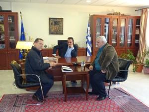 Ευχές του Περιφερειάρχη Δυτικής Μακεδονίας για τη νέα χρονιά