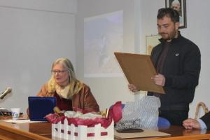Τιμήθηκε η γεωλόγος-ερευνήτρια Άννα Ράσσιου για τη 40χρονη προσφορά της