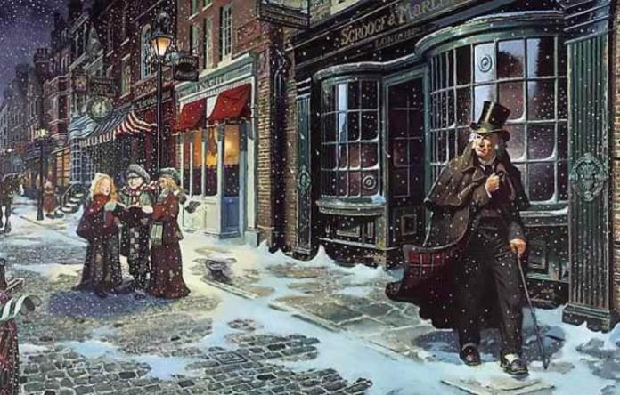 Χριστουγεννιάτικη Ιστορία…Τσαρλς Ντίκενς