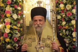 Ο Σεβασμιώτατος Μητροπολίτης Γρεβενών κ. Δαβίδ θα τελέσει την Θεία Λειτουργία στον Ιερό Ναό Αγίου Γεωργίου Βαροσίου Γρεβενών την Κυριακή