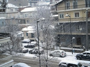 Μας ξέχασε ο χειμώνας ! Άνοιξαν οι δρόμοι – ελάχιστα τα χιόνια