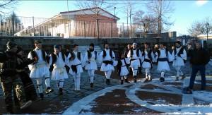 Πραγματοποιήθηκαν την Πρωτοχρονιά με πολύ μεγάλη επιτυχία οι προγραμματισμένες εκδηλώσεις των «ρουγκουτσαριών 2016» από τον Πολιτιστικό Σύλλογο  Αμυγδαλιών (φωτογραφίες)