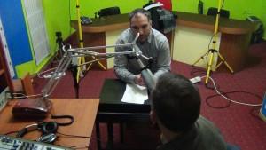 Ο Χρήστος Βάιος στο Ράδιο Γρεβενά 101,5 και στον Κώστα Μάρκου (video)