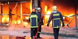 Μεγάλη πυρκαγιά σε ξενοδοχείο στην Κρανιά Γρεβενών