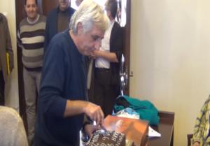 Κοπή πίτας των υπαλλήλων του Δήμου Γρεβενών (video)