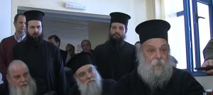 Το ξέσπασμα του Μητροπολίτη Γρεβενών Δαυίδ στη σύσκεψη-«Οι πρόσφυγες δεν έρχονται να μείνουν στην Ελλάδα» – «Προπηλακίστηκε ο δήμαρχος μπροστά μου από Γρεβενιώτη…θα τον έφτυνε…γιατί δήθεν εμείς φέραμε τους πρόσφυγες»-Βίντεο!