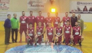 Μεγάλη νίκη πέτυχε η ομάδα του κεραυνού στο πρωτάθλημα Α΄ Ανδρων