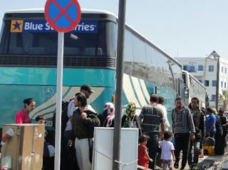 Οι Σύριοι κατευθύνονται στη Δυτική Μακεδονία!