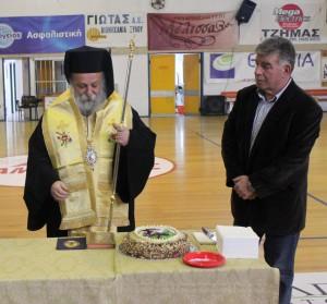Η ετήσια εκδήλωση για την κοπή της βασιλόπιτας πραγματοποιήθηκε το Σάββατο 20 Φεβρουαρίου από τον Γυμναστικό Σύλλογο Γρεβενών (φωτογραφίες)