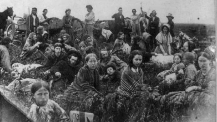 Το μεγαλύτερο ολοκαύτωμα στην ιστορία είναι με θύματα Ινδιάνους: 100.000.000 Νεκροί