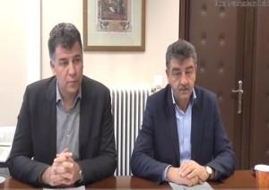 Κοινή συνέντευξη του Αντιπεριφερειάρχη και του Δημάρχου Γρεβενών για τα τοπικά προβλήματα (video)