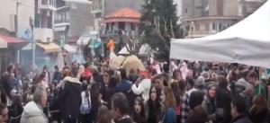 Γρεβενά: Απόκριες 2016 !!! (video)