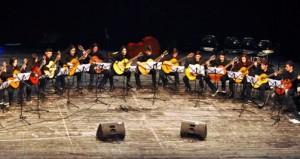 Το Μουσικό Σχολείο Σιάτιστας στην 6η Κιθαριστική Συνάντηση στην Κοζάνη το Σάββατο 2 Απριλίου 2016