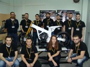 Φοιτητές του Πανεπιστημίου Δυτικής Μακεδονίας έφτιαξαν αγωνιστική μηχανή MotoGP3 και ετοιμάζονται για διεθνή διαγωνισμό
