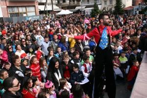 Ολοκληρώθηκαν οι αποκριάτικες εκδηλώσεις του Δήμου Γρεβενών που σημείωσαν εξαιρετική επιτυχία (φωτογραφίες)