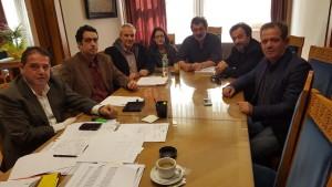 Πραγματοποιήθηκε συνάντηση στο Υπουργείο Υγείας, με θέμα την ενίσχυση των δομών Υγείας της Περιφέρειας Δυτικής Μακεδονίας