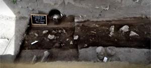 Εντοπισμός τριών νεκροπόλεων στην Καστοριά-Αριστοκράτες νεκροί με βραχιόλια σε χέρια και πόδια