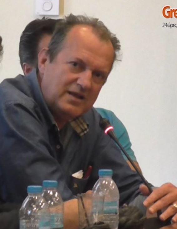 Δημοτικό Συμβούλιο (Προσφυγικό) – Η ομιλία του Αντιπεριφερειάρχη Αγροτικού κ.Καναβού Κωνσταντίνου