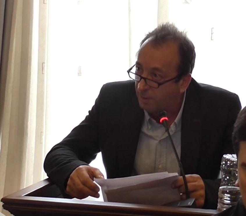 Δημοτικό Συμβούλιο (Προσφυγικό) – H ομιλία του κ.Κουρέλλα Σωκράτη (Φαρμακευτικός Σύλλογος Γρεβενών)