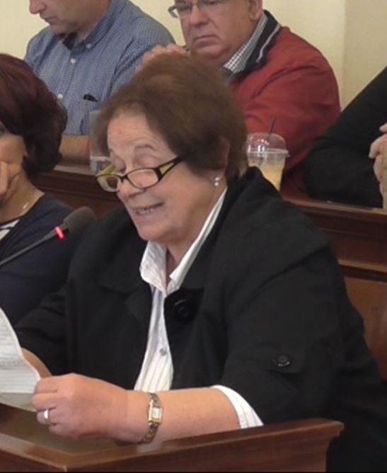 Δημοτικό Συμβούλιο (Προσφυγικό) – H ομιλία της κ.Μπόγια Ευαγγελίας