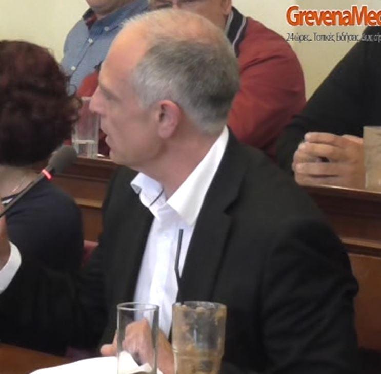 Δημοτικό Συμβούλιο (Προσφυγικό) – H ομιλία του Δικηγόρου κ.Παπαϊωάννου Χρήστου