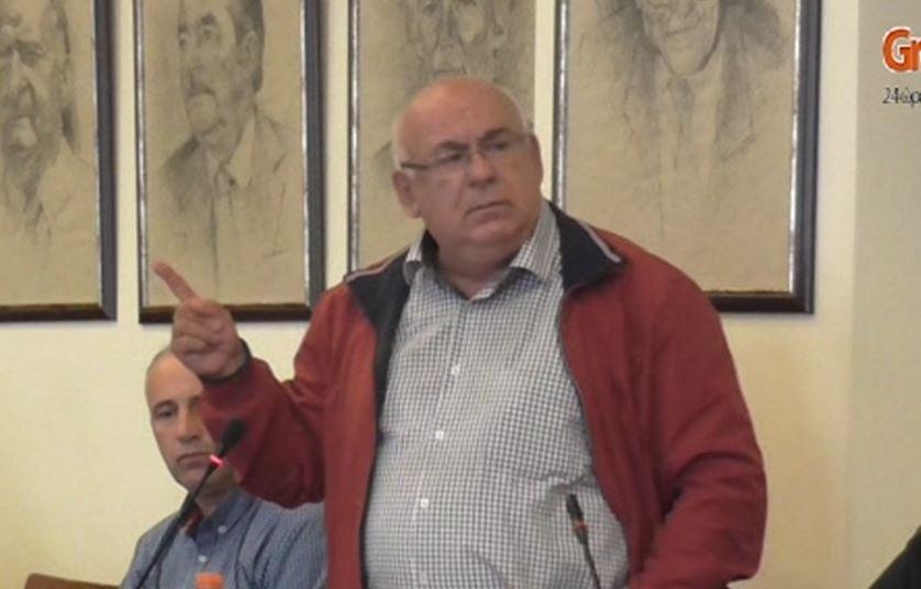 Δημοτικό Συμβούλιο (Προσφυγικό) – H ομιλία του κ.Tαταρίδη