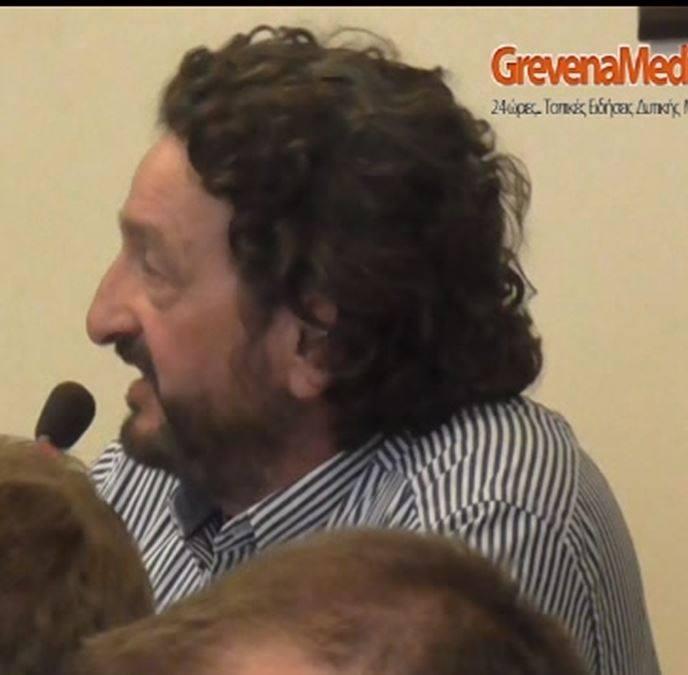Δημοτικό Συμβούλιο (Προσφυγικό) – Η ομιλία του κ.Νασίκα Ιωάννη