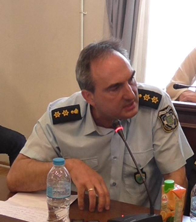 Δημοτικό Συμβούλιο (Προσφυγικό) – Η ομιλία του Υποδιευθυντή Δ.Α. Γρεβενών