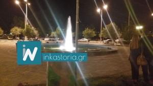 Σοκ στην Καστοριά: Βρέθηκε νεκρός σε σιντριβάνι πλατείας