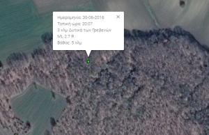 Σεισμός 2.7 Ρίχτερ Δυτικά των Γρεβενών