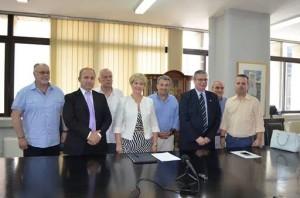 Ιδρυση έδρας Μακεδονικών Σπουδών και παράδοσης στο Παν/μιο Μακεδονία
