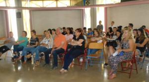 Εκδήλωση με θέμα 'Η εμπειρία από τη συμμετοχή στα προγράμματα Erasmus+ 2016 του ΙΕΚ Γρεβενών'