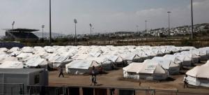 Κέντρα φιλοξενίας, χωρητικότητας 5.000 ατόμων, στη Λάρισα, στις Σέρρες και στα Γρεβενά