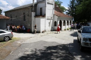 Ολοκληρώνονται οι εργασίες στον Ιερό Ναό Πέτρου και Παύλου Καληράχης με πρωτοβουλία του αντιπεριφερειάρχη κ. Ε. Σημανδράκου