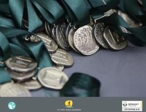 Ιωάννινα: Επετειακός Γύρος Λίμνης με ένα ακόμη συλλεκτικό μετάλλιο