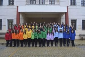 Η χορωδία του Μουσικού Σχολείου Σιάτιστας στην Ιόνιο Ακαδημία και στην Θερινή Ακαδημία Διεύθυνσης Χορωδίας του Ιονίου Πανεπιστημίου Κέρκυρας
