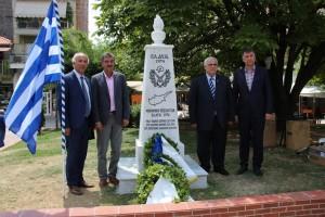Εκδήλωση απόδοσης τιμής και μνήμης στα θύματα της μάχης της ΕΛΔΥΚ 1974